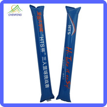 Noise maker led inflatable cheering noise stick