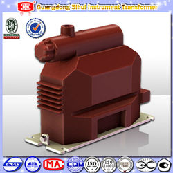 New Product Led Ferrite Core Voltage Usage Transformer 10kV with Fuse