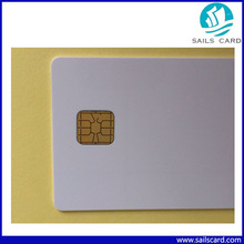 Atmel AT24C16 chip Contact Smart Card for hotel key