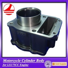 factory china wholesale LX175CC cylinder block design for motorbike
