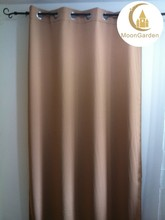 2015 New Arrrival Thermal Insulated modern decorative blackout curtain