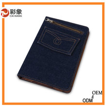 2015 New arrival top grade Genuine leather mobile phone cover for ipad air case