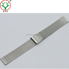China high-quality thin mesh gold watch bands, stainless steel watch bands, strap/watch band/watch chain wholesale