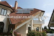 Popular U Pipe Solar Collector for Solar Water Hearter