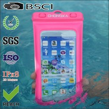 2015 PVC waterproof hard case for samsung galaxy note II