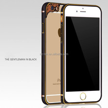 Best price ultra thin aluminum alloy bumper case for iphone 5s