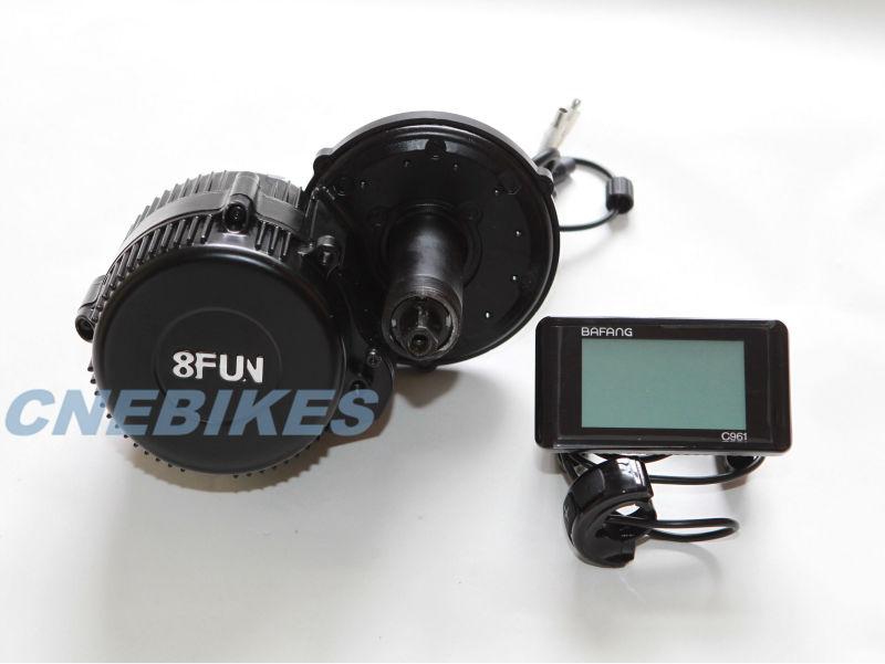 8 Fun Bafang Central Drive Ebike Kit 36v 250w Mid Drive