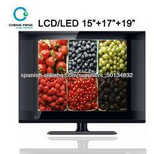 """Promoción!!!Pequeño televisor B grade LCD/LED TV 15""""+17""""+19"""""""