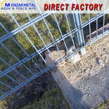 fabricante de lazo doble valla ornamental