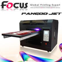 2015 Shanghai High Quality A3 Pen Printing Machine, White Ink Digital Printer, Printing Machine for Pens