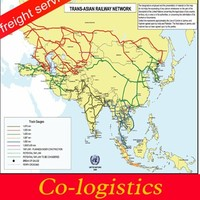 railway logistics from Shanghai to Moscow ---Elva skype:colsales35