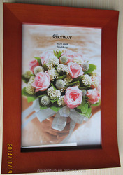 wholesales solid wood photo frame MDF wood picture frame Cheaper