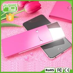 Universal External Portable Power Bank 4200mah power bank case for iphone 5