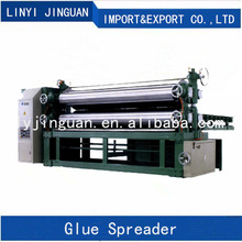 Plywood Glue Spreader / Plywood Glue Roller Spreading Machine/Wood Glue Machine