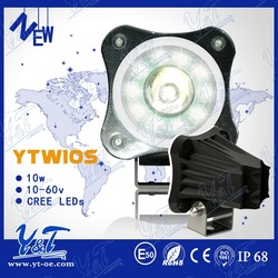 Full size 12v motorbike led lamp 2inch with high quality