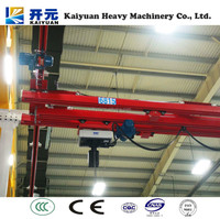Widely used mobile under slung single beam crane in the factory