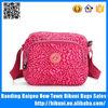 Colorful nylon many patterns Fashion women Shoulder Bag Leopard print messenger bag