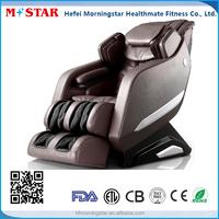 Best Selling Multi Function L Shape 3D Sex Shiatsu Massage Chair