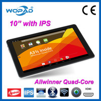10.1 inch Best Allwinner Quad-core 10 Point Capacitive touch Android Tablet/MID