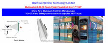 wholesale touch foil film support 2, 4, 6, 10, 20, 40 touch point with Long life expectancy