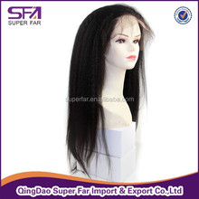 middle parting full lace wig undetectable wig 24inches