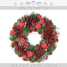 The first known association with these now modern day wreaths dates back to the Lutherans in Germany in the 16th century