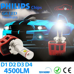 Qeedon excellent pricing 11V-30V 9012 d1 d2 d3 d4 bulb bubls for Chevrolet Captiva Sport