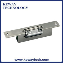 Hot Sale Electric Strike for Frameless Glass Door with Signal Output