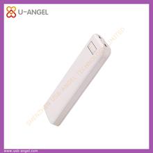 10800mAh mini Power Bank universal usb portable power bank battery powered plug outlet