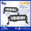 long lifespan ip68 wholesaler led light bar 10w*4pcs with high brightness