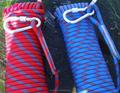 2015 de la buena calidad Promo producción a granel rápel cuerda, venta al por mayor cuerda de escalada en roca