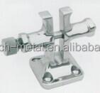 Marine Hardware Cross Bollard AISI316 YP0517 , Cleat, Horn cleat, lifting cleat, nylon cleat Cross bollard double single bollard