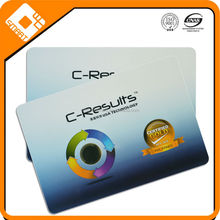 2015 full color CR80 PVC card with customize logo
