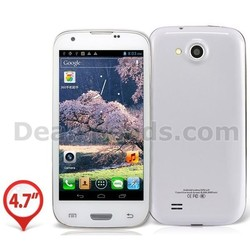 "for Xpreen i9389 4.7"" Capacitive Touch Screen 960x540 Android 4.2 Quad Core MTK6589 1.2GHz 1GB RAM & 4GB ROM Cellphone"