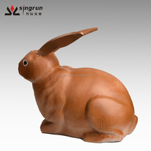Wholesale 3D Non-poisonous and Tasteless Rabbit for Children/Kids Archery Shooting Play Or Home Decoration