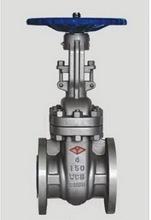 API cast steel/WCB gate valve Flange End bolt connection bonnet Z40-150LB/300LB/600LB