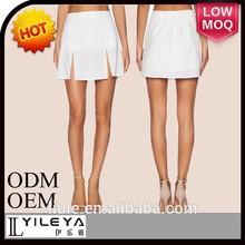 creativos diseños sexy de imágenes de falda corta para las señoras jóvenes
