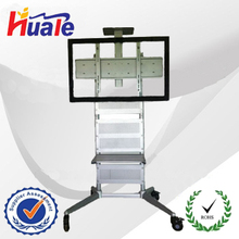 Moveable tv stand & lcd/led tv cart