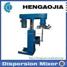 GFS high speed disperser with definition of dispersion by yourself