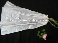 HDPE heavy duty drawstring/draw tape plastic bag