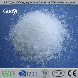High purity fused silica powder for abrasives, epoxy resin, glass production