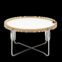 Replica Hans J Wegner Model CH417 elegant solid wood tray coffee table