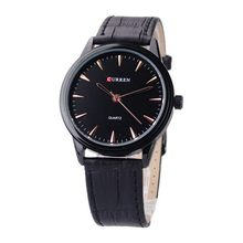 Updated export design colorful crystal leather watch