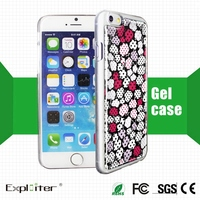 Wholesale custom back fancy cell phone case for iphone hard casing
