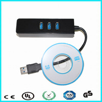 USB 3.0 to 10/100 RJ45 Ethernet Network Adapter Convertor Cable Lead Wire