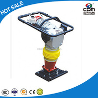 China supplier electric tamping rammer compact rammer price