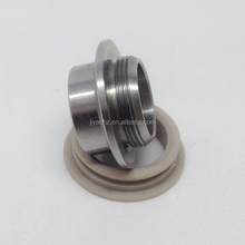 CNC turning machining motor shaft bushing
