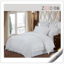 Sateen Linen Hotel Collection Bedding Duvet Cover Flat Sheet Pillowcase