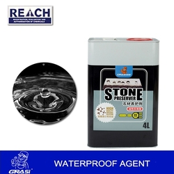 stone/marbles of household grasi polymer waterproofing materials