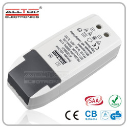 High qulity constant current 300mA 12w led driver 48v dimmable